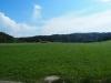 Blick in Richtung «Gruebeholz» mit Flurhof (rechts) und Waldhof (links), Wilen bei Wil