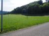 Blick auf den «Hummelbärg», Wilen bei Wil. Der Weg führt in den Egelsee und von dort nach Littenheid.