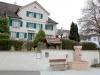 Restaurant Sonne mit Dorfbrunnen, Wilen bei Wil (Foto Daniel Lüscher)