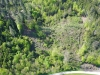Das Wuhrenholz aus der Luft (Foto Dominik Weezly)