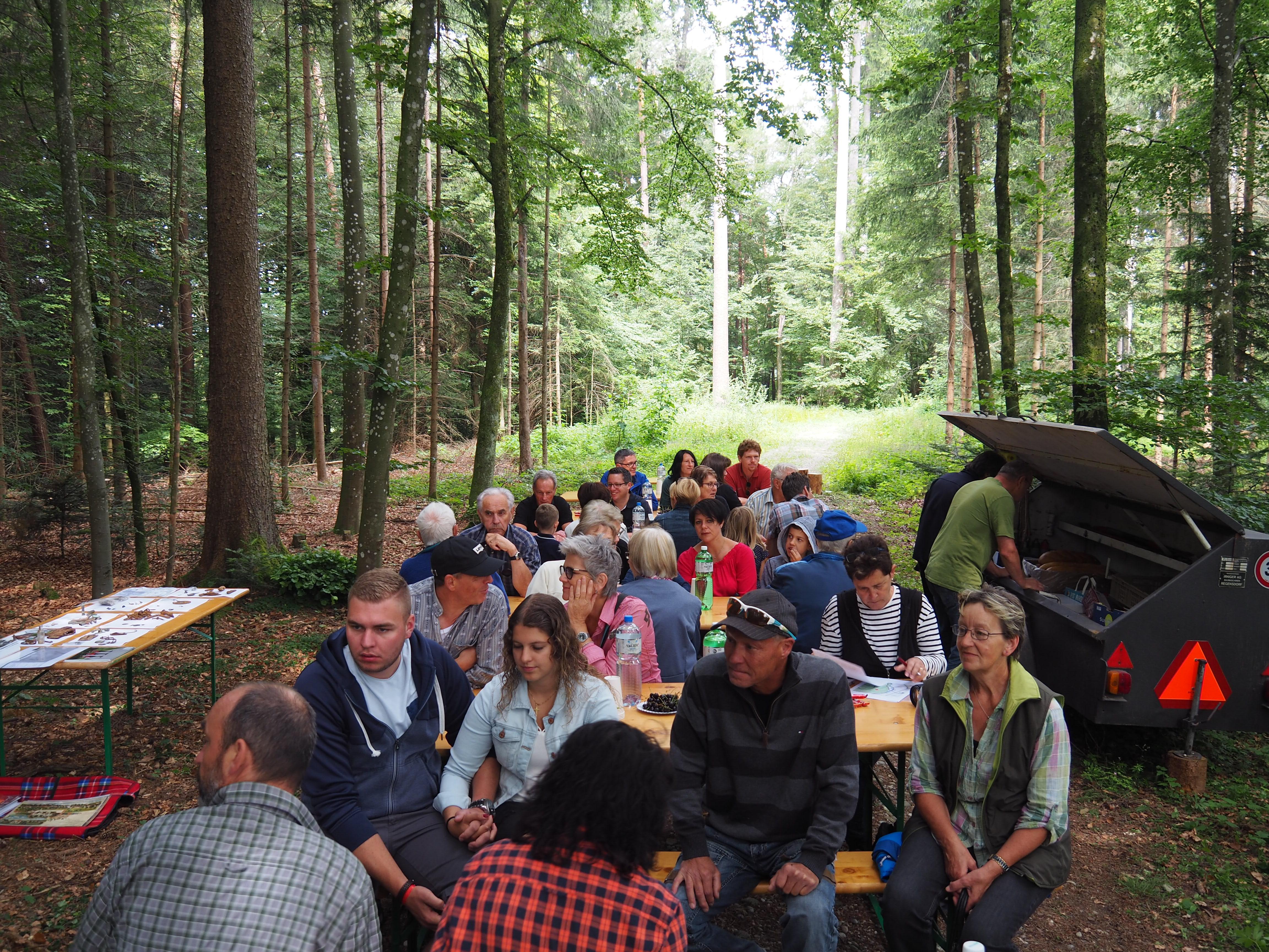 Bürgerversammlung 2018 im Wuhrenholz